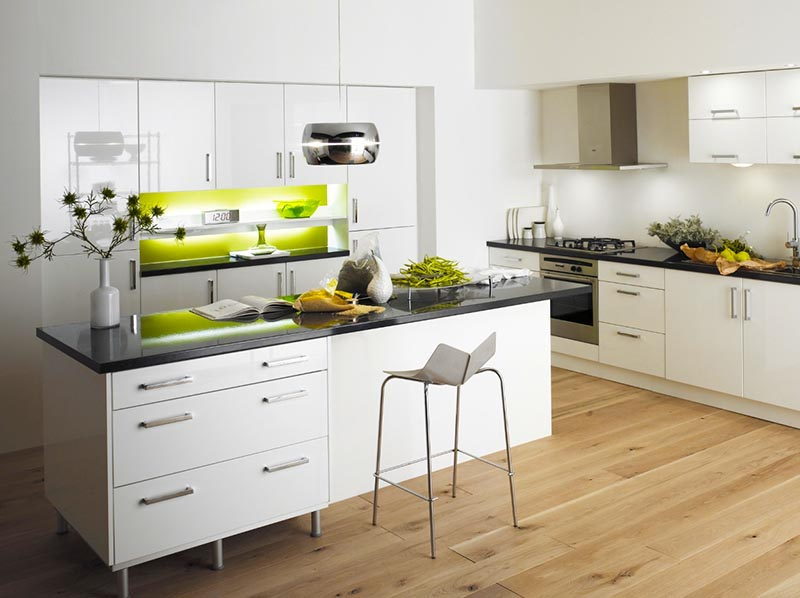 Complementi e accessori di arredo per la cucina e il soggiorno