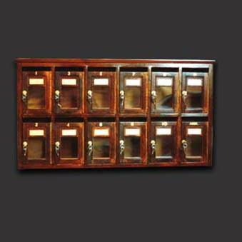 Cassette e casellari postali dipietro for Cassette legno leroy merlin