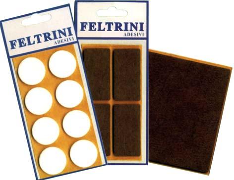Fissare dei feltrini o dei gommini sotto i piedi dei mobili for Feltrini antirumore per sedie