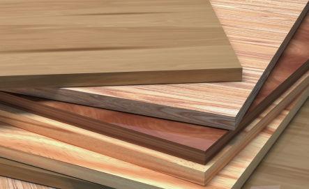 Legno - tipi di legno
