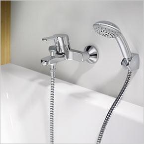Riparare un deviatore della vasca difettoso - Cambiare rubinetto bagno ...