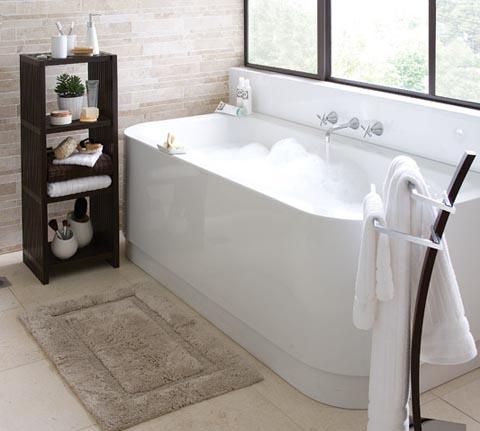 Ritoccare lo smalto di una vasca - Verniciare vasca da bagno ...