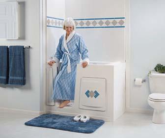 Vasche da bagno per anziani