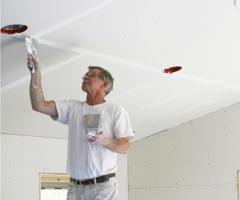 Controsoffitti fai da te in cartongesso for Pannelli di polistirolo per soffitto