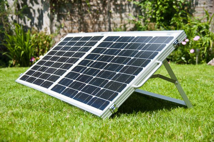 L 39 evoluzione del fotovoltaico i pannelli solari portatili - Pannello fotovoltaico portatile ...
