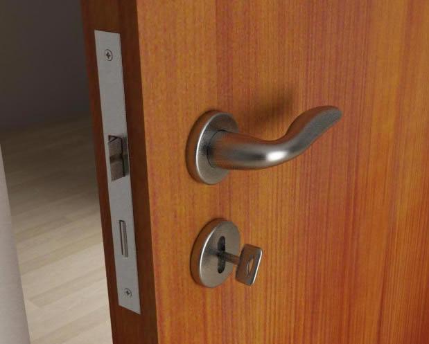Cambiare la serratura - Entrare in una porta ...