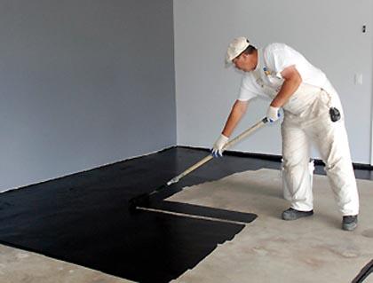 Pittura Per Cemento Armato : Dipingere un pavimento di calcestruzzo