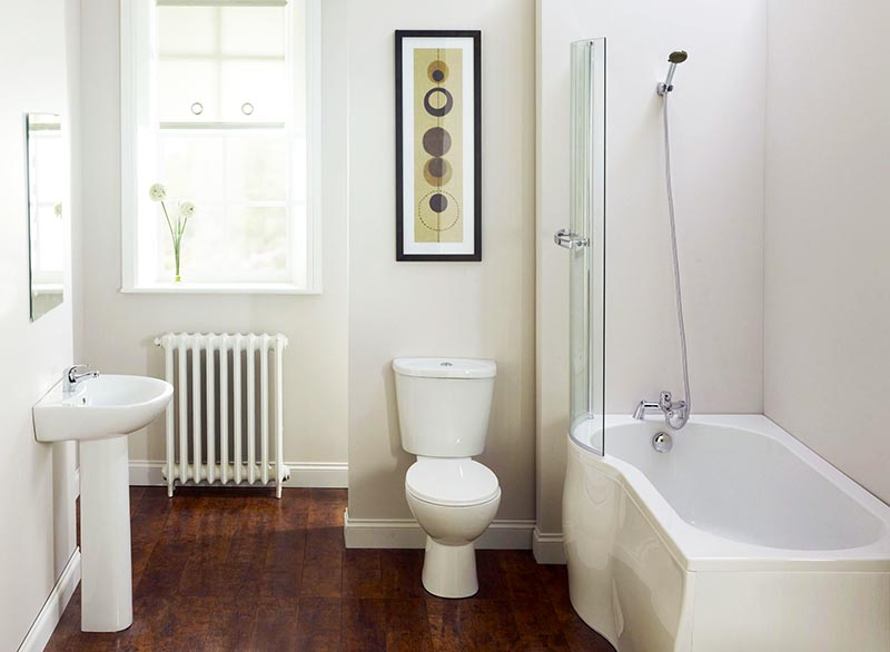 Planning A Bathroom Remodel Consider The Layout First: Come Realizzare Un Secondo Bagno